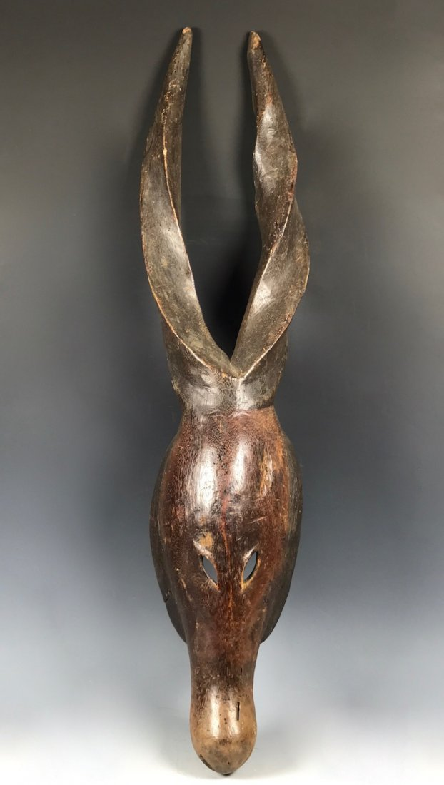 Ogoni Antelope Mask