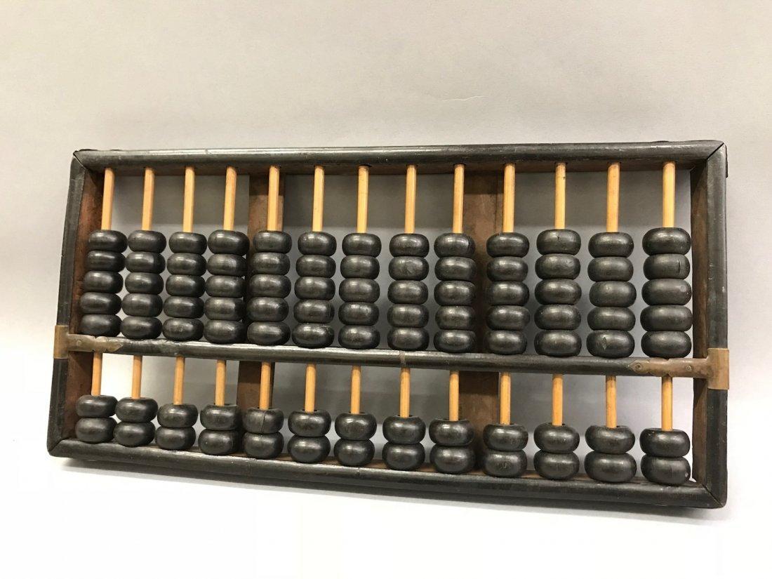 Wood Abacus - 2