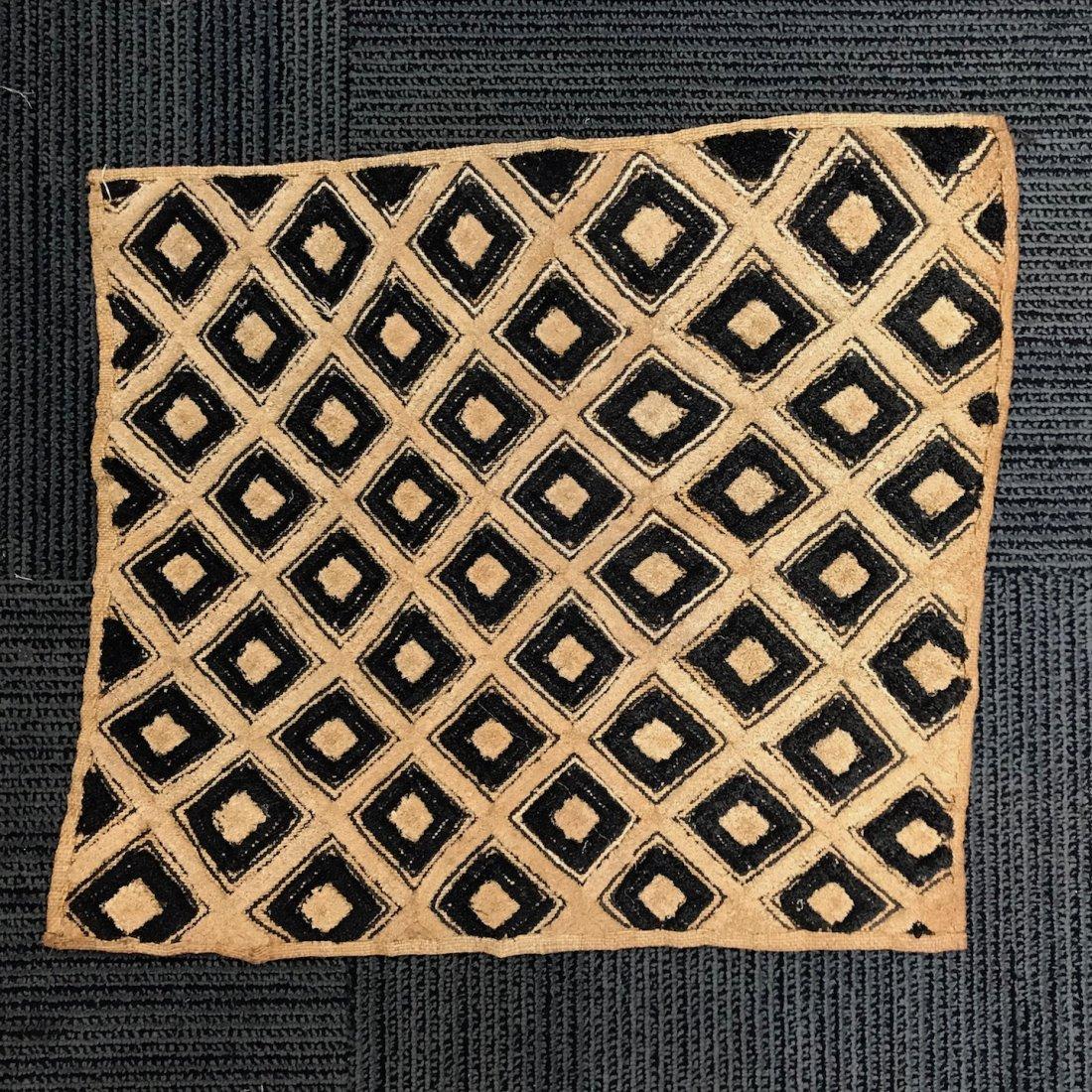 Kuba Cloth Kassai Shoowa