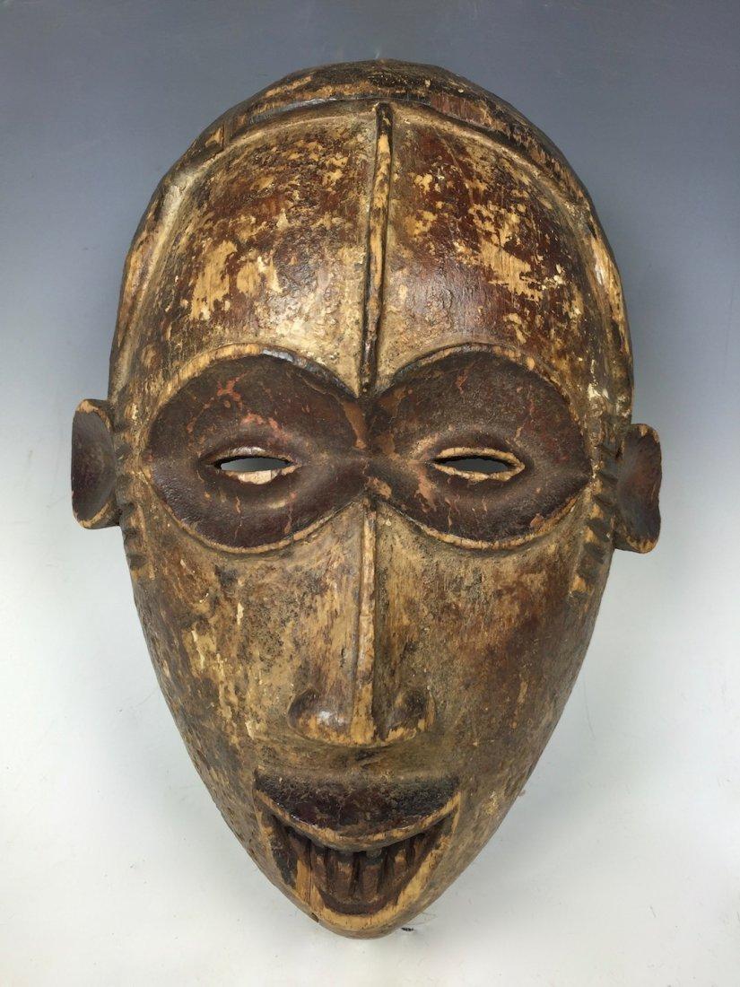 Bacongo Mask