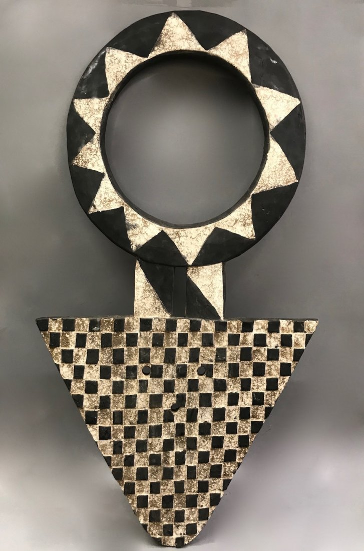 Large Bedu Mask