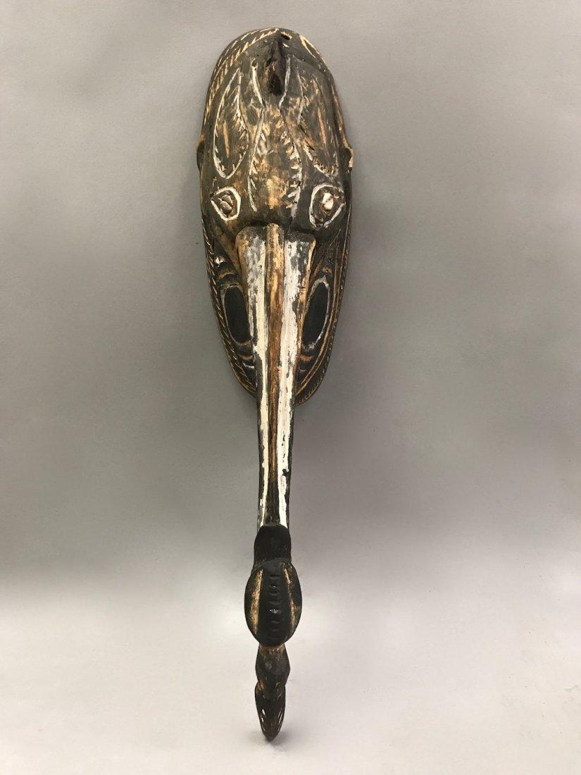 Papua New Guinea Iatmul Mask