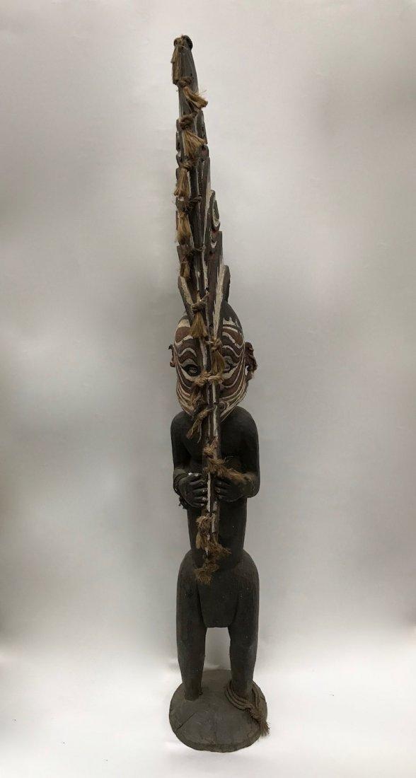 Papua New Guinea Ancestor Spirit Figure