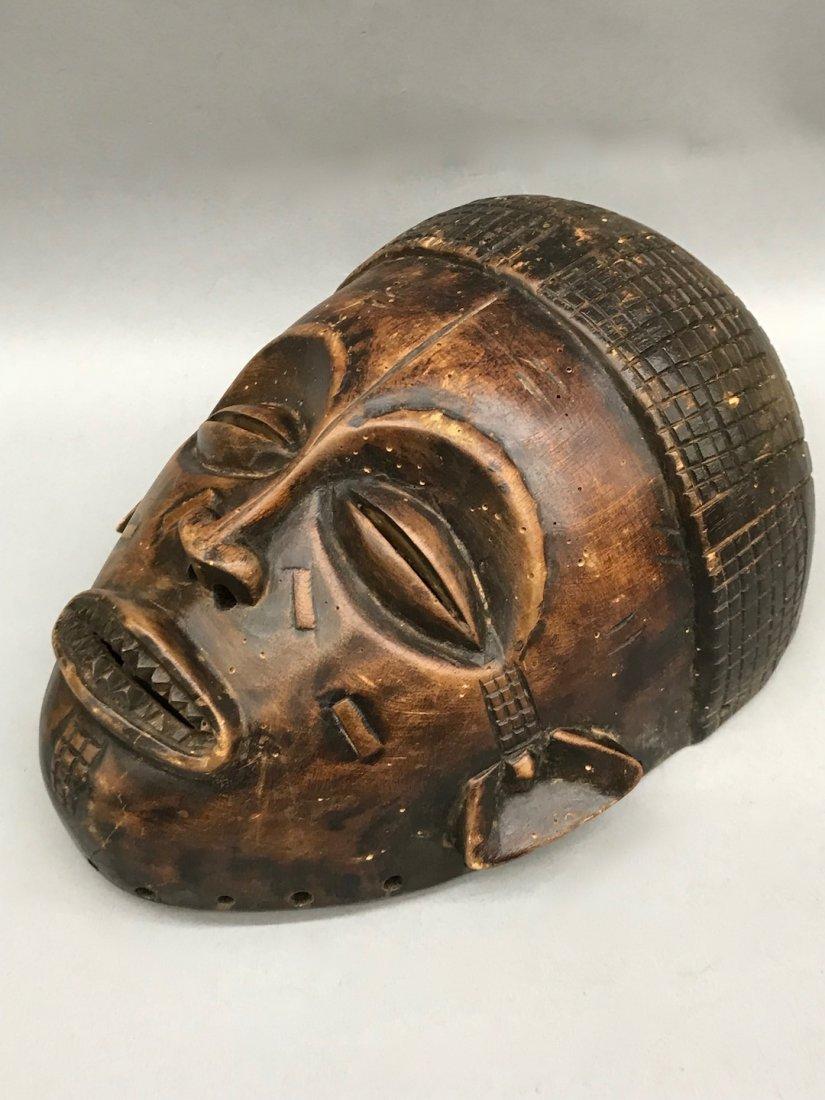 Chokwe Mask - 7