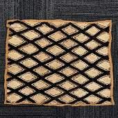 Handwoven Kuba Cloth Shoowa Kasai Velvet