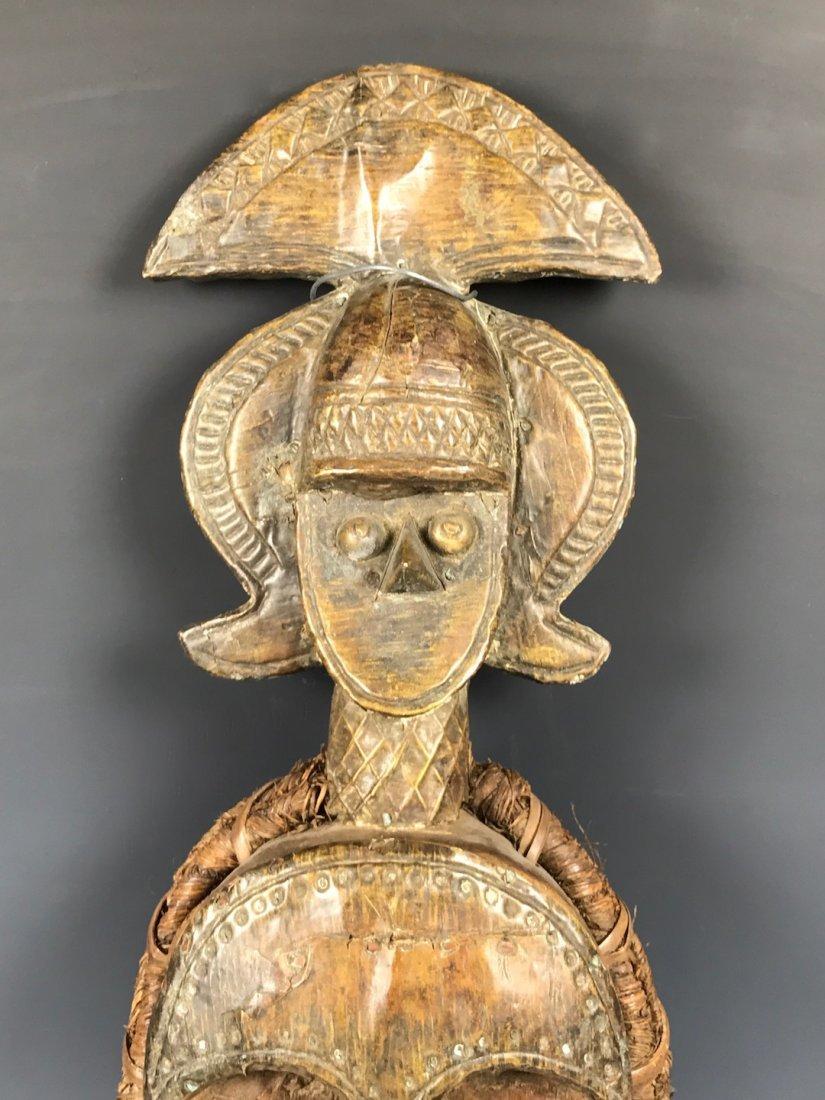 Bakota Reliquary Guardian Statue - 3