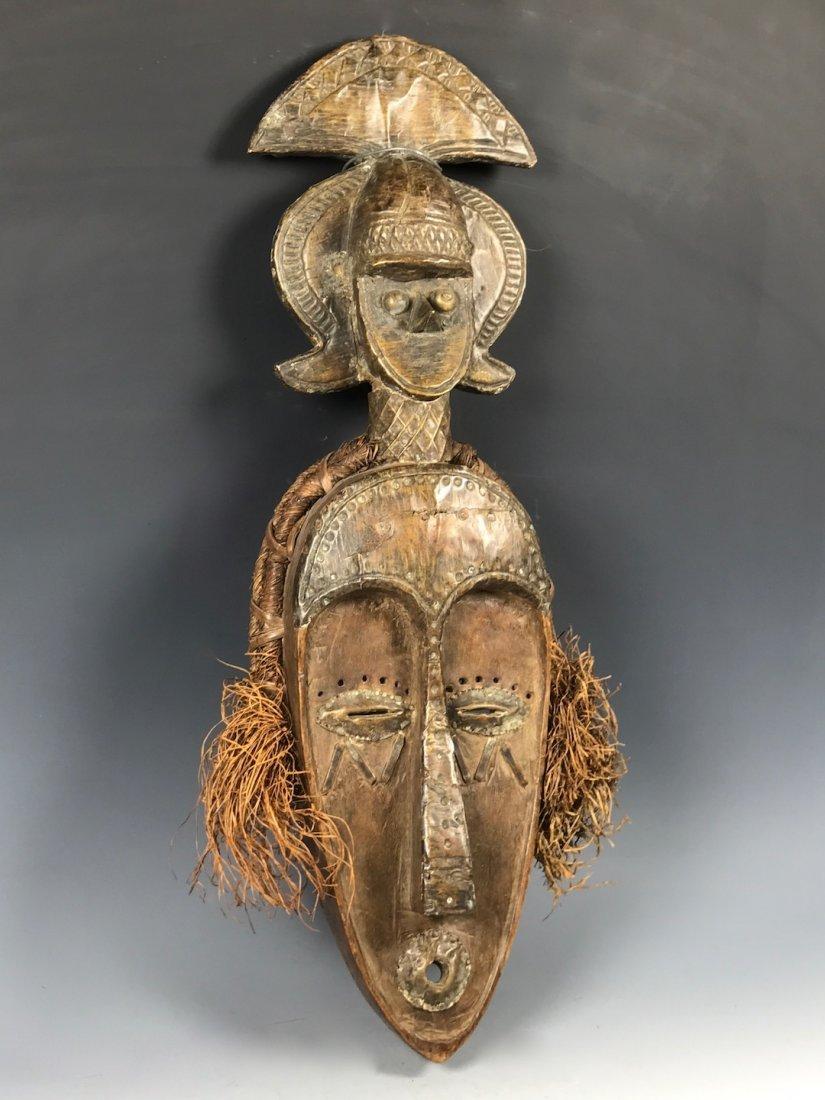 Bakota Reliquary Guardian Statue - 4