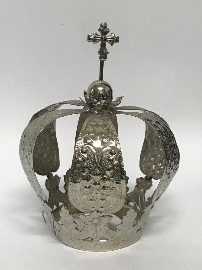 Metal Gilt Crown