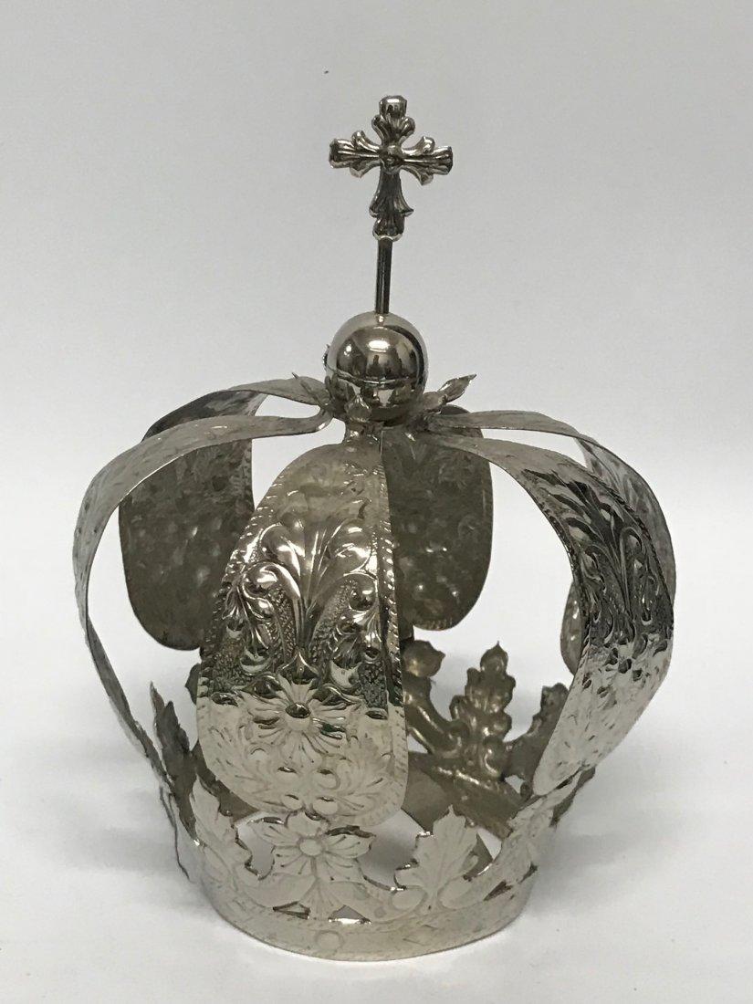 Metal Gilt Crown - 3