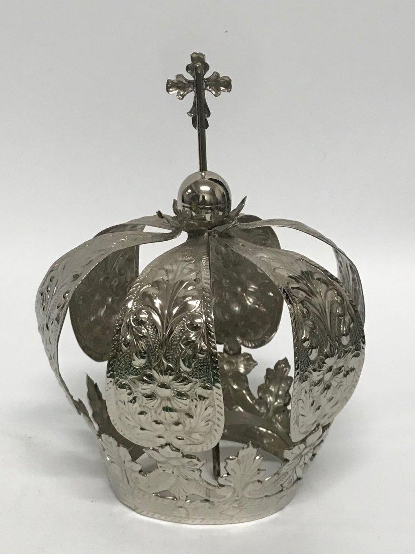 Metal Gilt Crown - 4