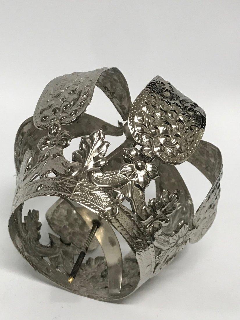 Metal Gilt Crown - 5