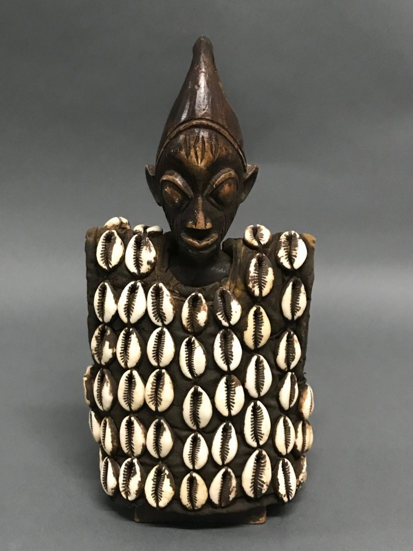 Ibeji Beaded Doll