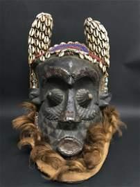 Kuba Helmet Mask