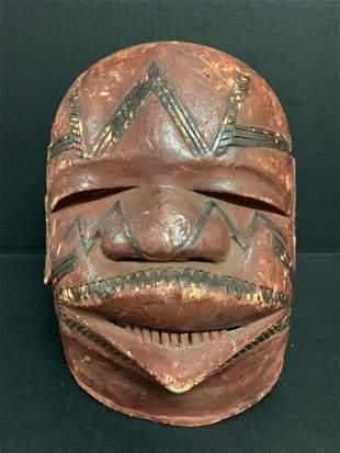 Makonde Helmet Mask