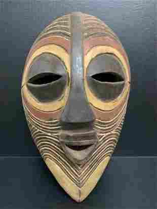 Bcongo Mask