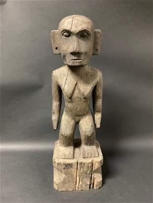 Philippine Tribal Art Bulul Rice God Statue