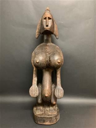 African Tribal Art Bamana Statue