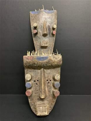 African Tribal Art Dan Grebo Mask