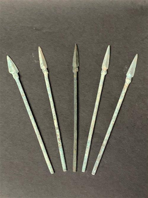 Spears & Spear Heads