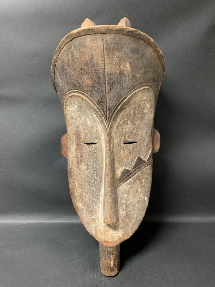 African Art Fang Mask