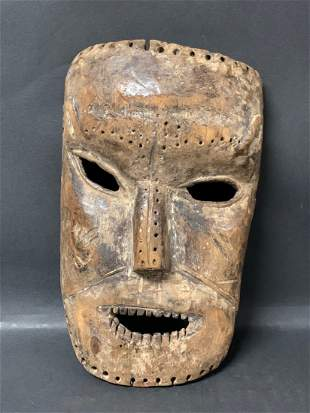 African Art Toma Mask