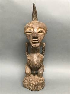 Songye Statue Sculpture