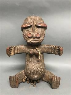 Bamun Statue