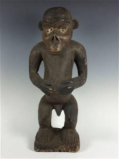 Monkey Bulu Statue