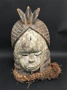Igala Helmet Mask