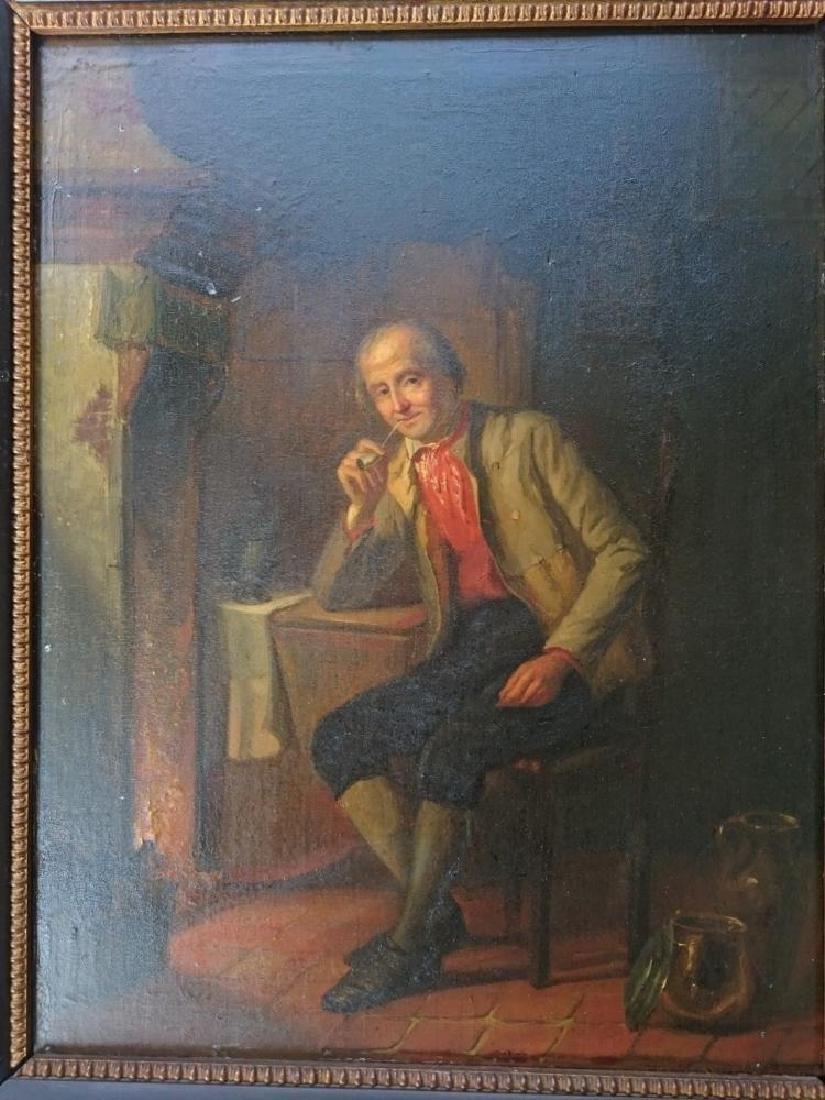 Martinus Christiaan Schenk Antique Dutch School - 8