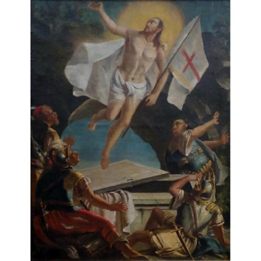 18th Century Oil Painting After Rottenhammer Johann - 2