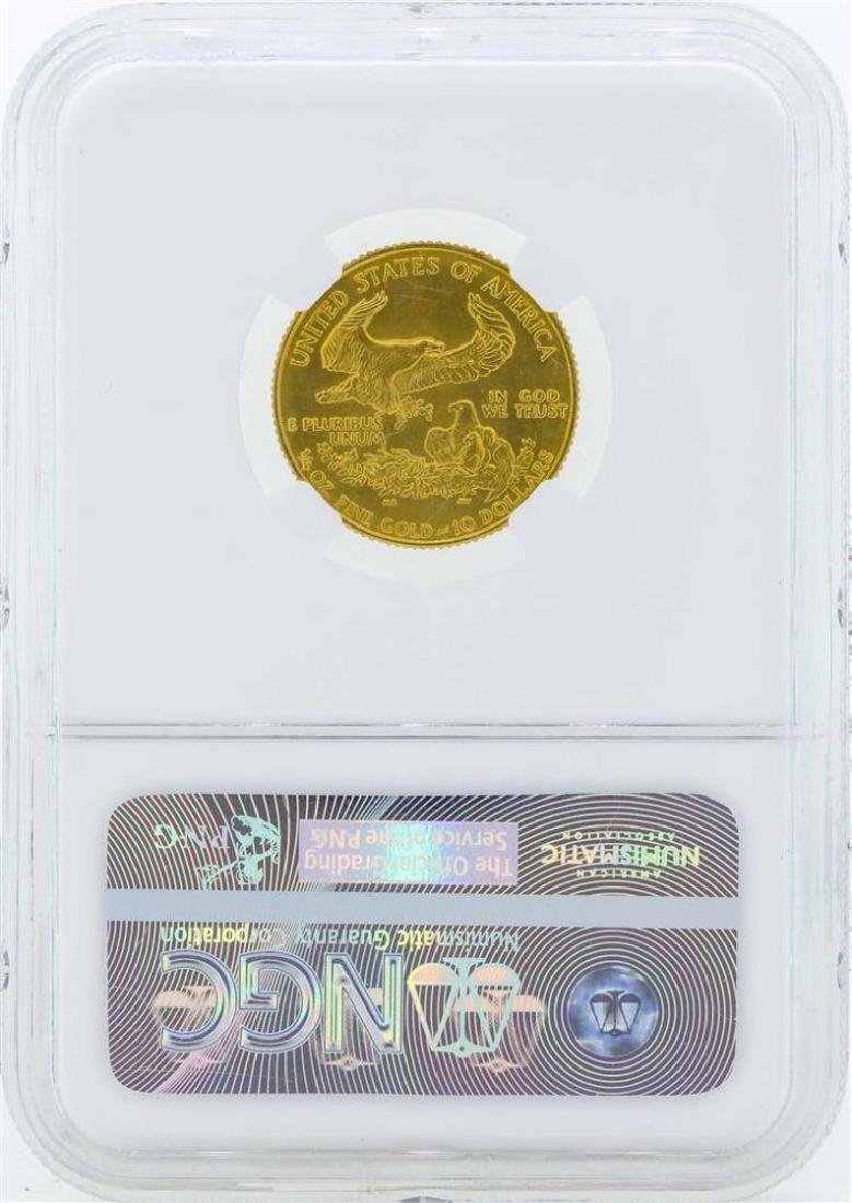 $10 American Gold Eagle Coin NGC MS69 - 2