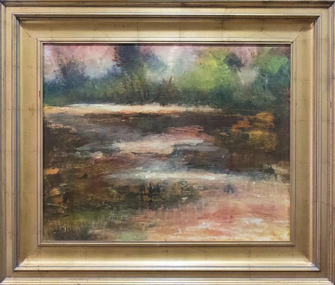 Scott Addis Original Landscape Oil Painting Entitled