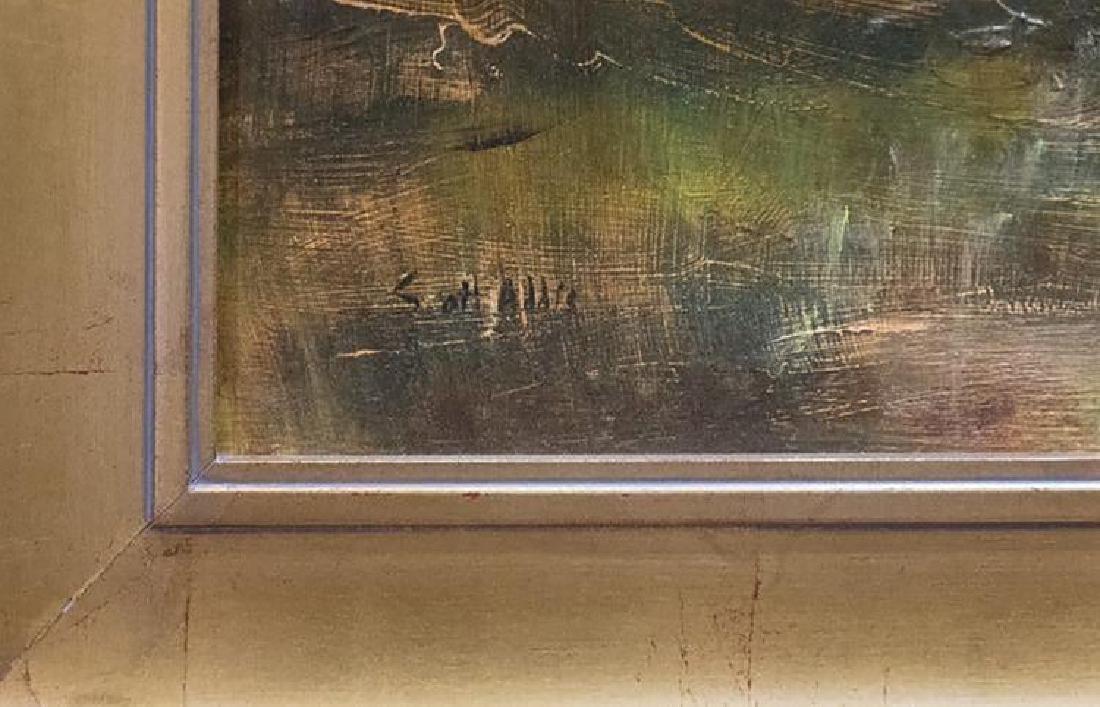 Scott Addis Original Landscape Oil Painting Entitled - 2