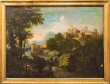 17th Century Oil Painting by French Master Claude