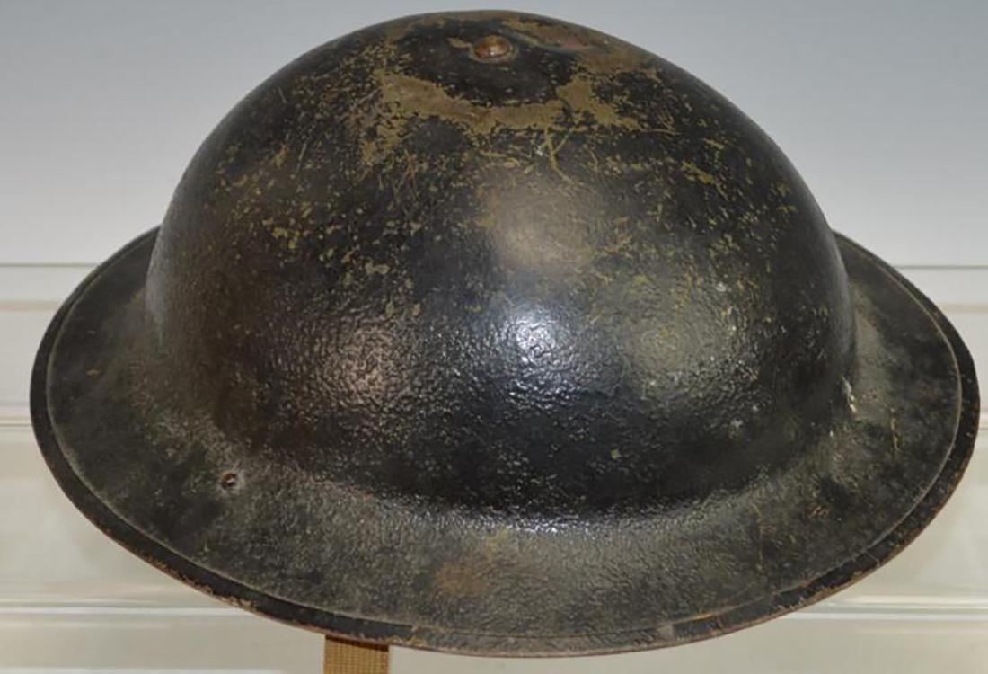 Original WW1 American Doughboy Helmet