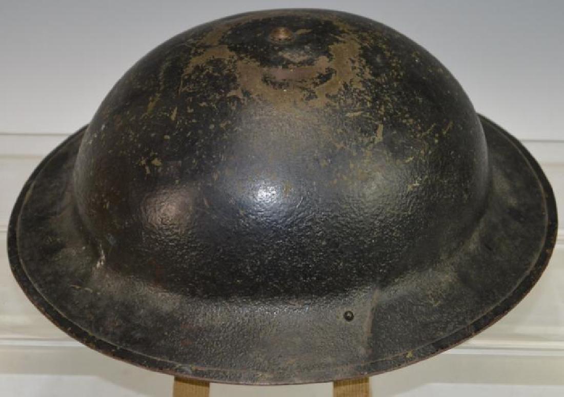 Original WW1 American Doughboy Helmet - 2