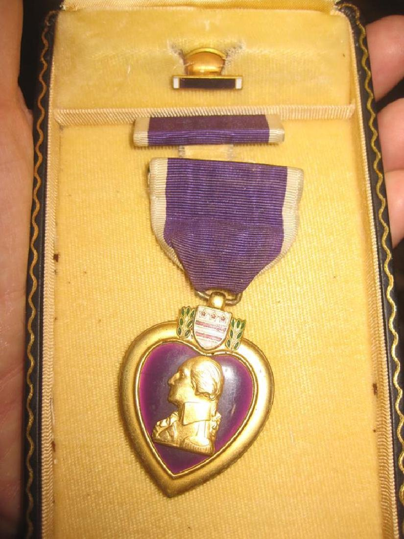 US Medal - Purple Heart for Military Merit