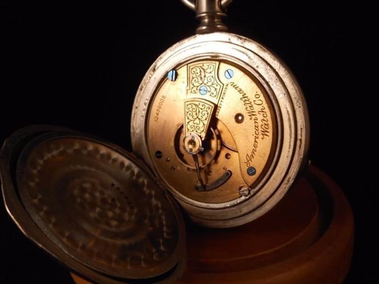 Wathman Pocket Watch - 2