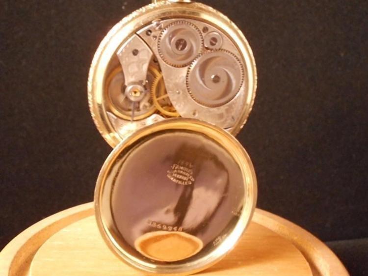 Elgin Pocket Watch - 3