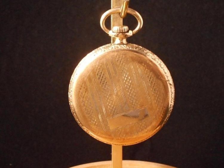 Elgin Pocket Watch - 4