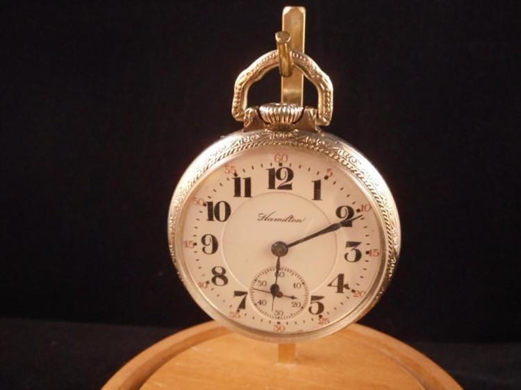 Hamilton 992 Pocket Watch