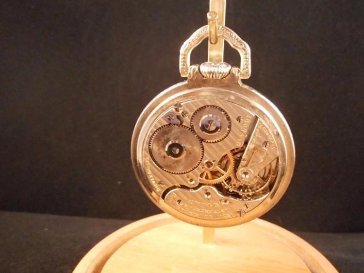 Hamilton 992 Pocket Watch - 2