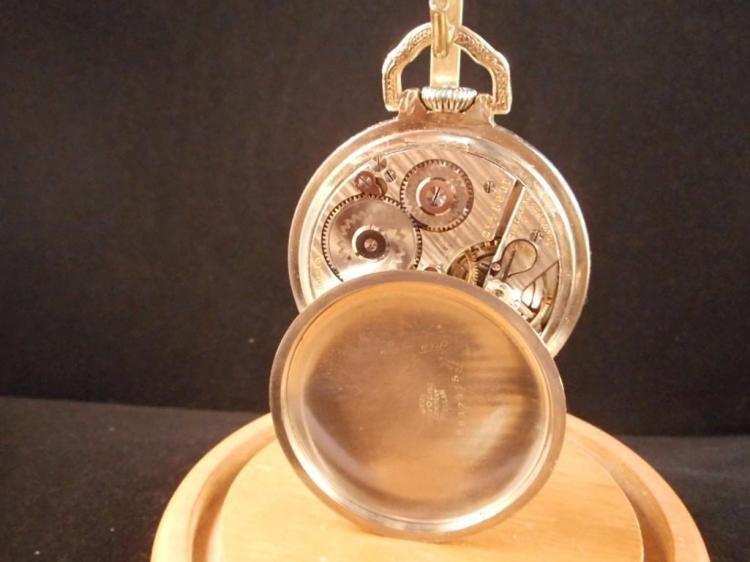 Hamilton 992 Pocket Watch - 3
