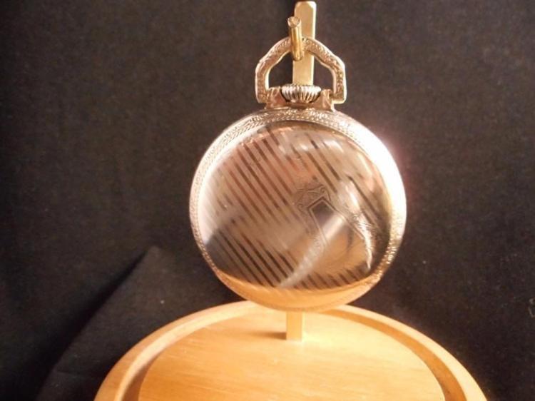 Hamilton 992 Pocket Watch - 4