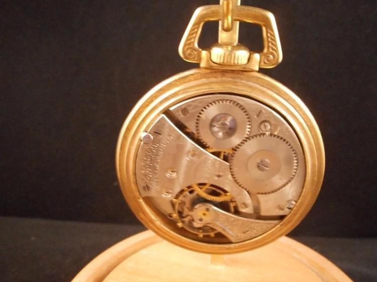Walthman Pocket Watch - 2