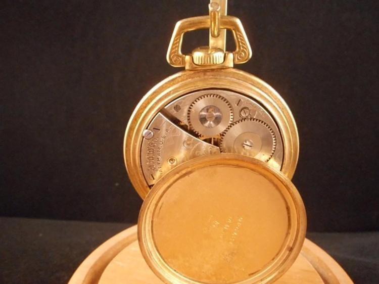 Walthman Pocket Watch - 3