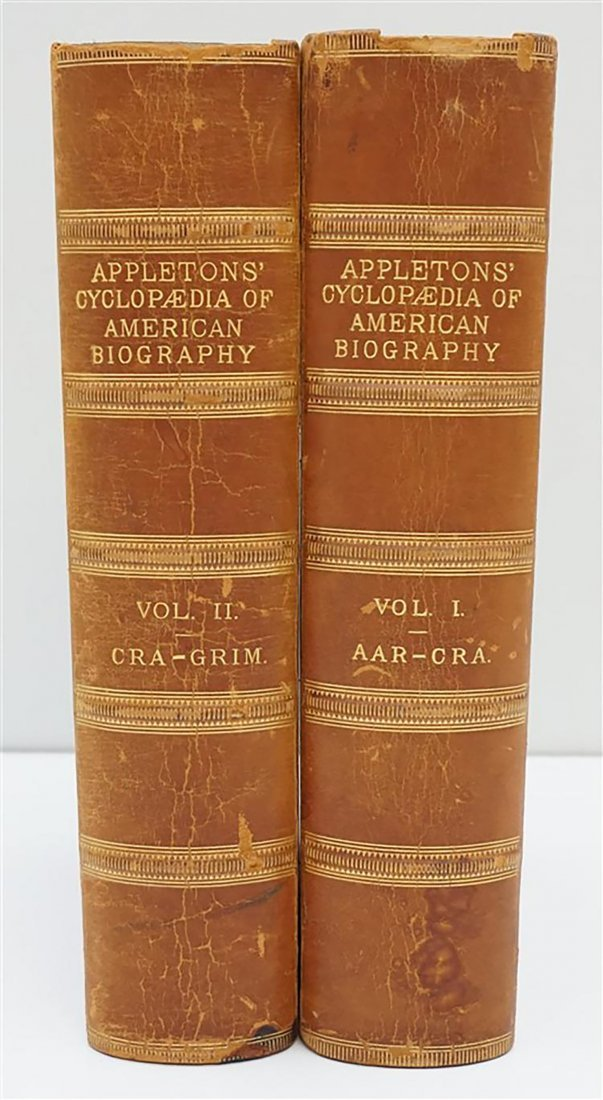 Appletons Cyclopedia Of American Biography