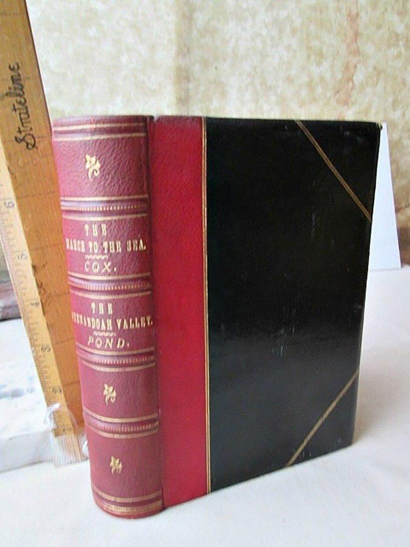 Antique Book Campaigns Of Civil War Vol 10