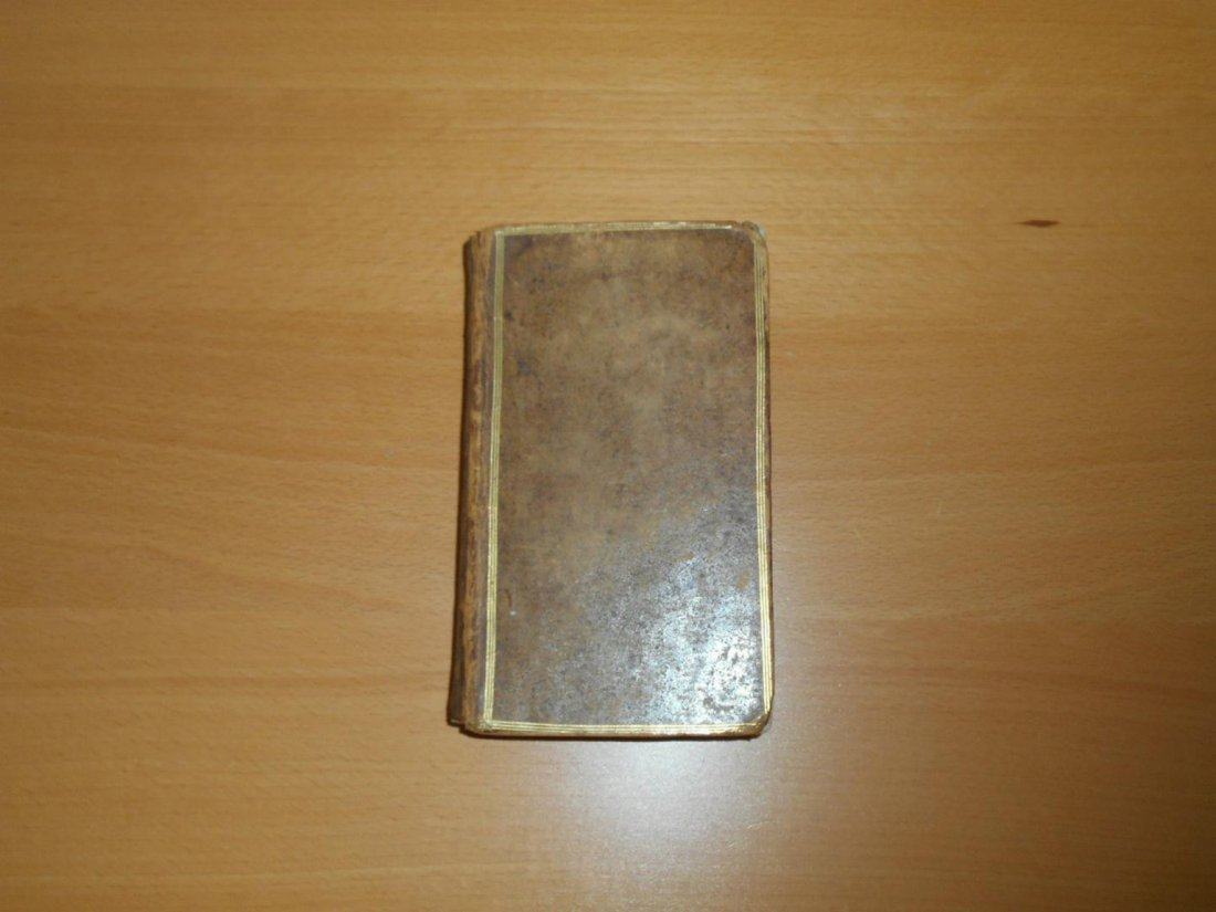 1762 Rousseau treatise Emile education antique book - 3